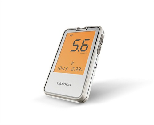 蓝牙血糖仪-智能血糖仪-传输型血糖仪-ODM/OEM-爱奥乐