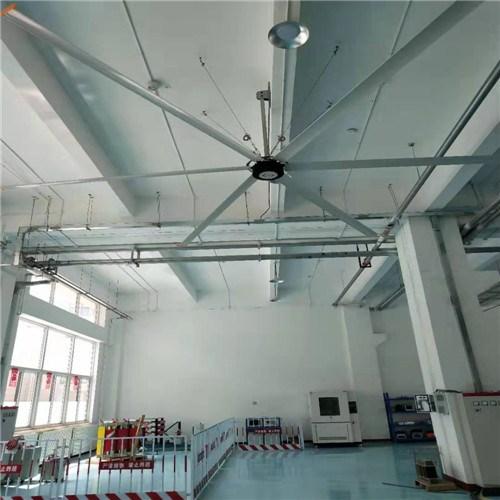 河南4米直径省电,5米节能吊扇工业大风扇厂房专用 来电咨询 上海爱朴环保科技供应
