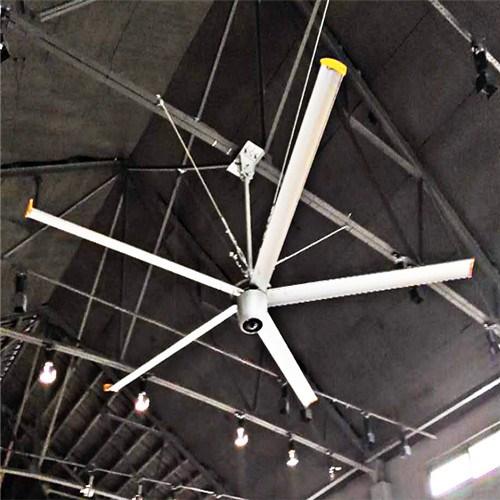 江西4米直径省电,5米节能吊扇工业大吊扇大直径吊扇 推荐咨询 上海爱朴环保科技供应