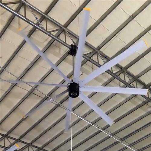 辽宁4米直径省电,5米节能吊扇厂房降温吊扇哪家好 欢迎来电 上海爱朴环保科技供应
