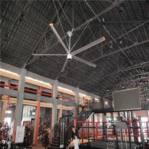 湖南食堂商业节能吊扇工业大吊扇仓库降温风扇,工业大吊扇