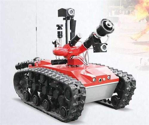 机器人消防水泡「开发区新开街道安邦消防设备供应」
