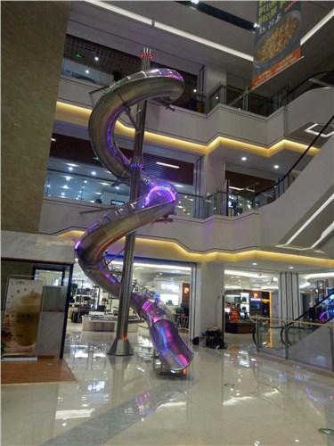 销售-上海儿童不锈钢滑梯-报价-百龙玛供