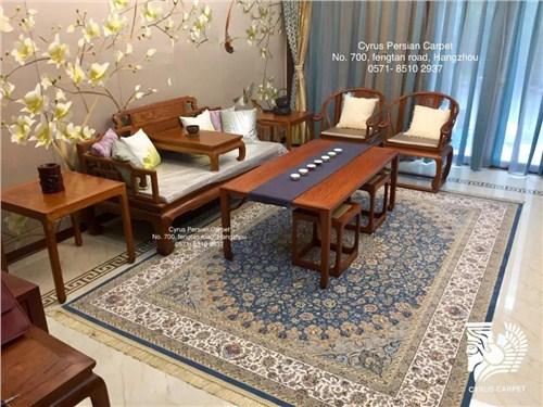 芜湖羊毛进口地毯订制供应商 来电咨询「伊带一路(临沂)国际贸易供应」