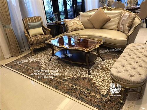 中国澳门销售进口地毯订制生产工艺「伊带一路(临沂)国际贸易供应」
