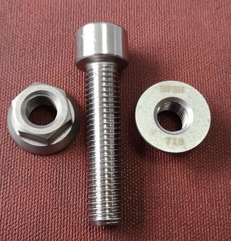 上海专业ASTMA 193 B8M螺栓规格齐全 来电咨询 栢尔斯道弗供应