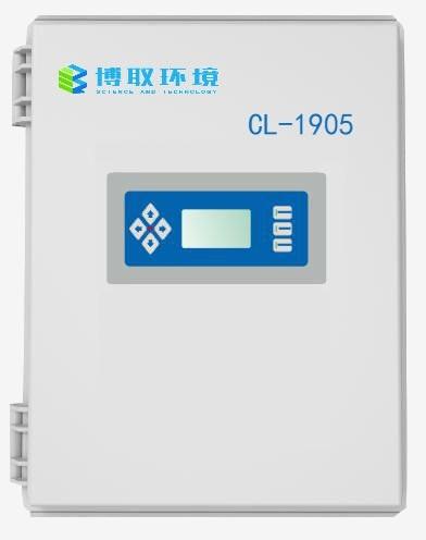 销售工业在线余氯分析监测仪博取环境厂家直供质量可靠