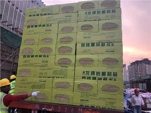 上海龙牌岩棉价格 保园供