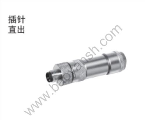 嘉定区专用M8圆形连接器 来电咨询 上海宝岩电气系统供应