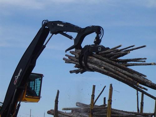 智能林木采伐抓斗服务至上 铸造辉煌「上海策奔国际贸易供应」