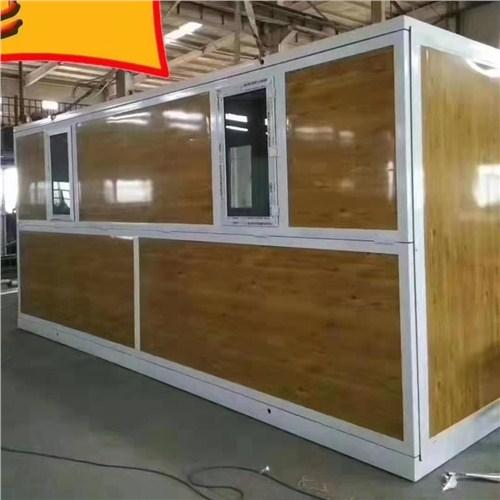 云南折叠箱制造厂家 云南昆明诚锦轻钢活动房供应