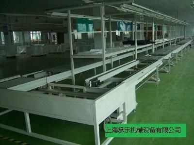 杭州总装线倍速链输送机生产线传送带 创新服务 上海承乐机械设备供应