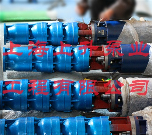 上海200QJ井用潜水泵工作原理,井用潜水泵