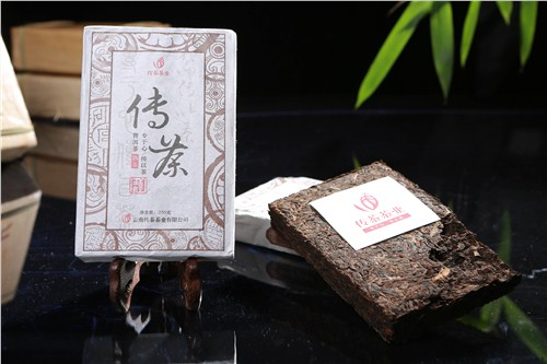Pu'er Ancient Tree Tea Wholesale Yunnan Chuancha Tea Industry Supply
