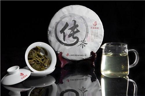 布朗山普洱景迈普洱茶价格 云南传茶茶业供应