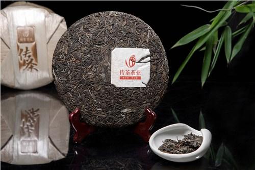 云南普洱布朗山普洱茶 诚信为本 云南传茶茶业供应