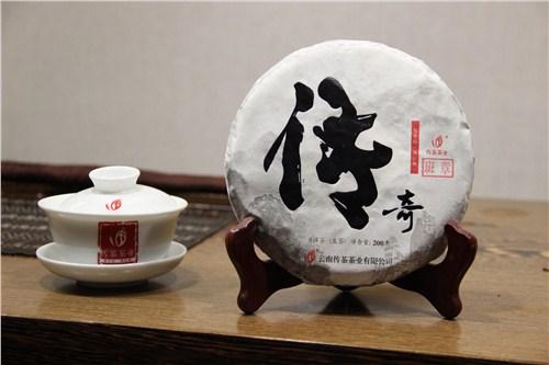 布朗山普洱景迈古树茶厂家直销 云南传茶茶业供应
