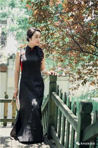 黔灵东路专业真丝旗袍在线咨询 和谐共赢「贵州创和服饰供应」