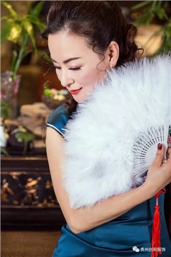 贵阳优质短旗袍咨询客服 诚信互利「贵州创和服饰供应」