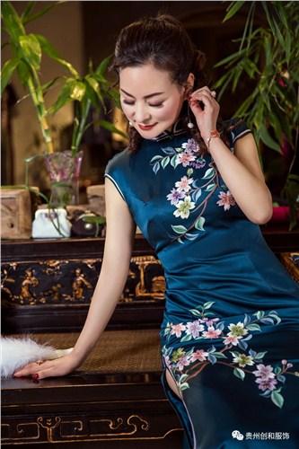 黔灵优质短旗袍优质商家 诚信为本「贵州创和服饰供应」