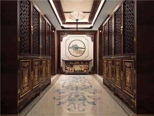 河南新中式装修风格 河南传世金阁装饰工程有限公司