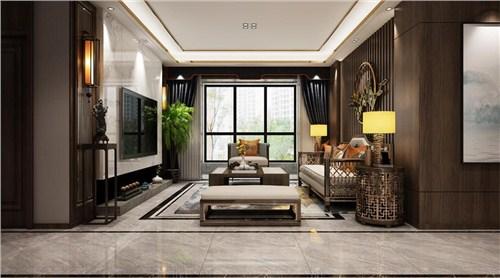 河南新中式别墅装修设计 河南传世金阁装饰工程有限公司