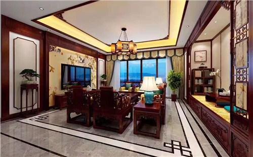 南阳中式装修公司哪里有 河南传世金阁装饰工程有限公司