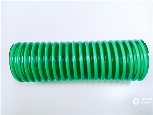 工业级PVC硬质塑料加强筋吸尘管软  上海工业PVC管件采购 楚典供