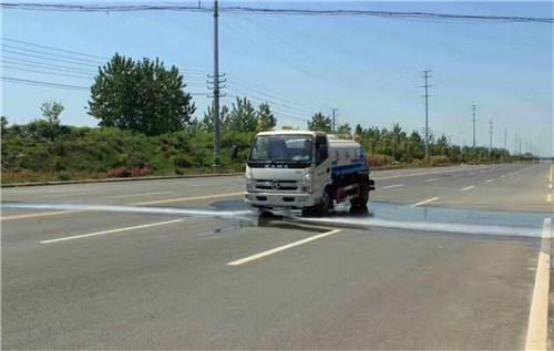 河南8吨洒水车多少钱 程力专用汽车供应