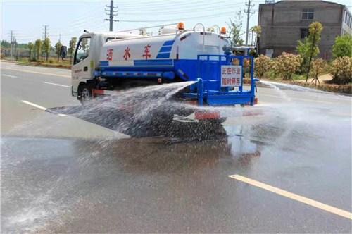安徽专业洒水车定制 程力专用汽车供应