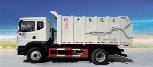 湖北15吨环卫车 程力专用汽车供应