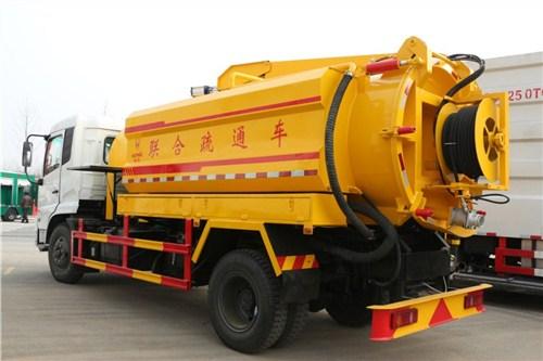 重庆15吨环卫车订制 程力专用汽车供应