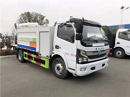 江西8吨环卫车 程力专用汽车供应