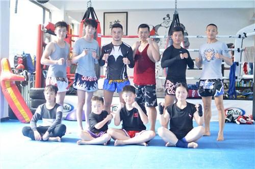 昆明专业拳击培训「昆明市道搏健身服务」