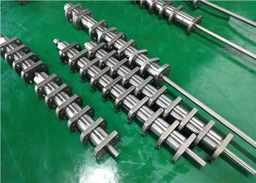天津台阶型冷轧滚珠丝杆