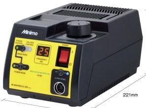 MINIMO超音波研磨机的特点
