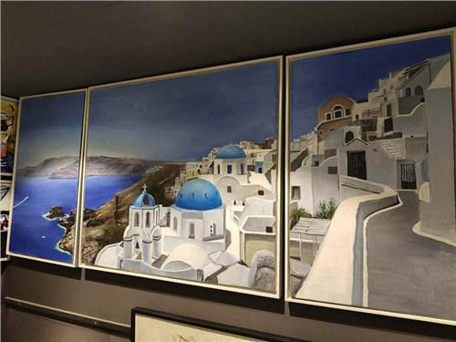 江夏区专业墙绘价格 和谐共赢「武汉市江岸区大智画廊供应」