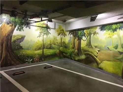 硚口区水彩墙绘 服务至上「武汉市江岸区大智画廊供应」