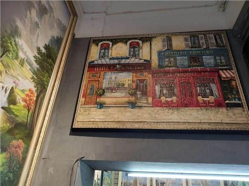 随州古典油画风景 欢迎咨询「武汉市江岸区大智画廊供应」