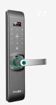 浙江专业指纹锁品牌温州品牌指纹锁供应商温州专业智能锁制造商 智密供