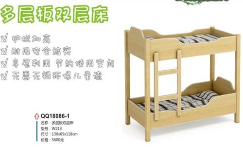 宜昌塑料幼儿园床价格 真诚推荐「武汉德力盛游乐设备供应」