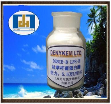 上海皮革酶蓝皮软化酶浓缩蛋白酶粉哪里卖,丹尼悦供
