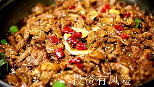 延边特色护心肉锅加盟讯息「皇味乾王府供」
