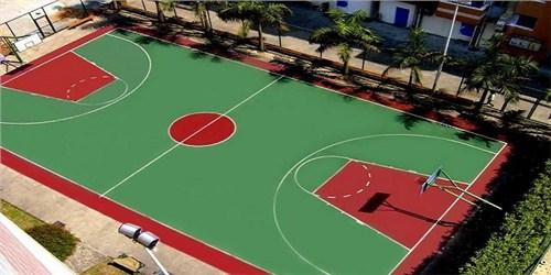重庆丙烯酸球场多少钱 湖北帝冠体育设施供应