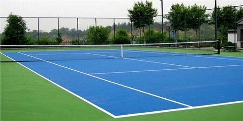 安徽硅PU球场销售厂家 湖北帝冠体育设施供应