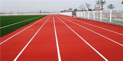 河南混合型塑胶跑道施工,塑胶跑道
