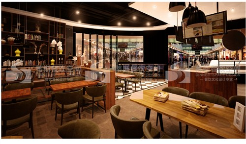 宁波西餐厅装修 服务为先「上海蒂斯诺建筑装饰工程供应」