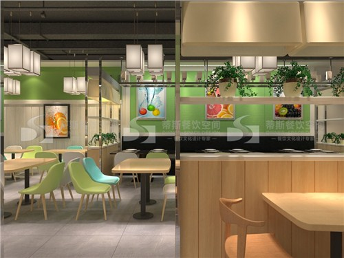 贵州知名餐饮店空间设计,餐饮店空间设计