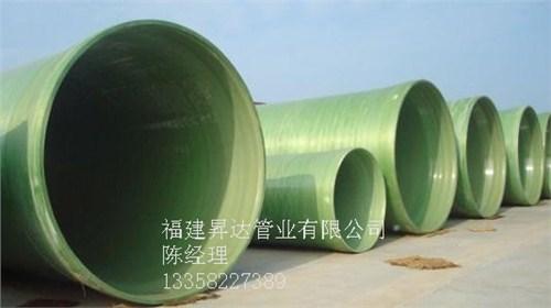玻璃钢夹砂管道与玻璃钢管道的区别