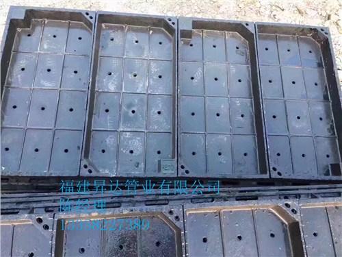 球墨铸铁井盖与铸铁井盖有什么区别
